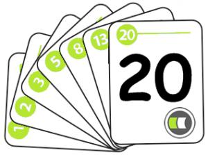 scrumdesk agile estimation Planning poker cards mike cohn