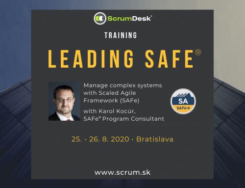 Training Leading SAFe®