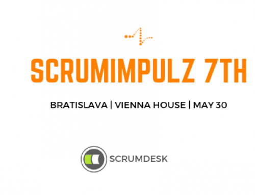 ScrumImpulz conference about Agile practices on May 30th in Bratislava