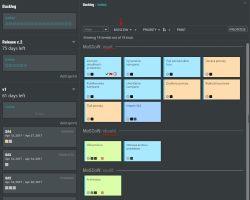 scrum release sprint plan planning product owner scrummaster