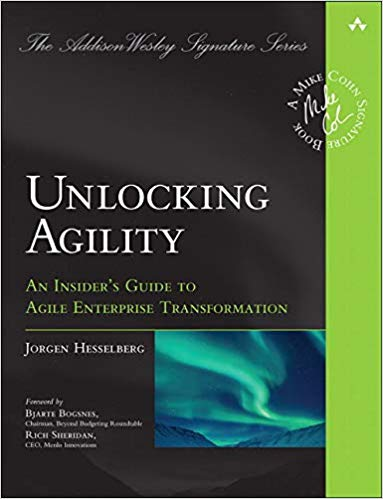 jorgen hesselberg unlocking agility book navteq scrumimpulz scrumdesk conference konferencia