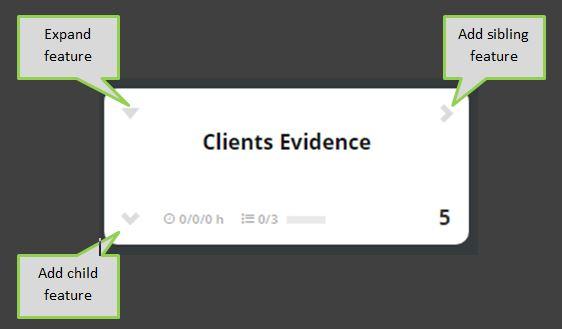 scrumdesk epic card details product owner agile scrum product backlog management